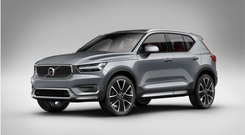 XC40 Exterior Styling Kit